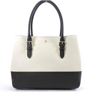 Black and white Kate Spade bag - COVE STREET COLORBLOCK AIREL